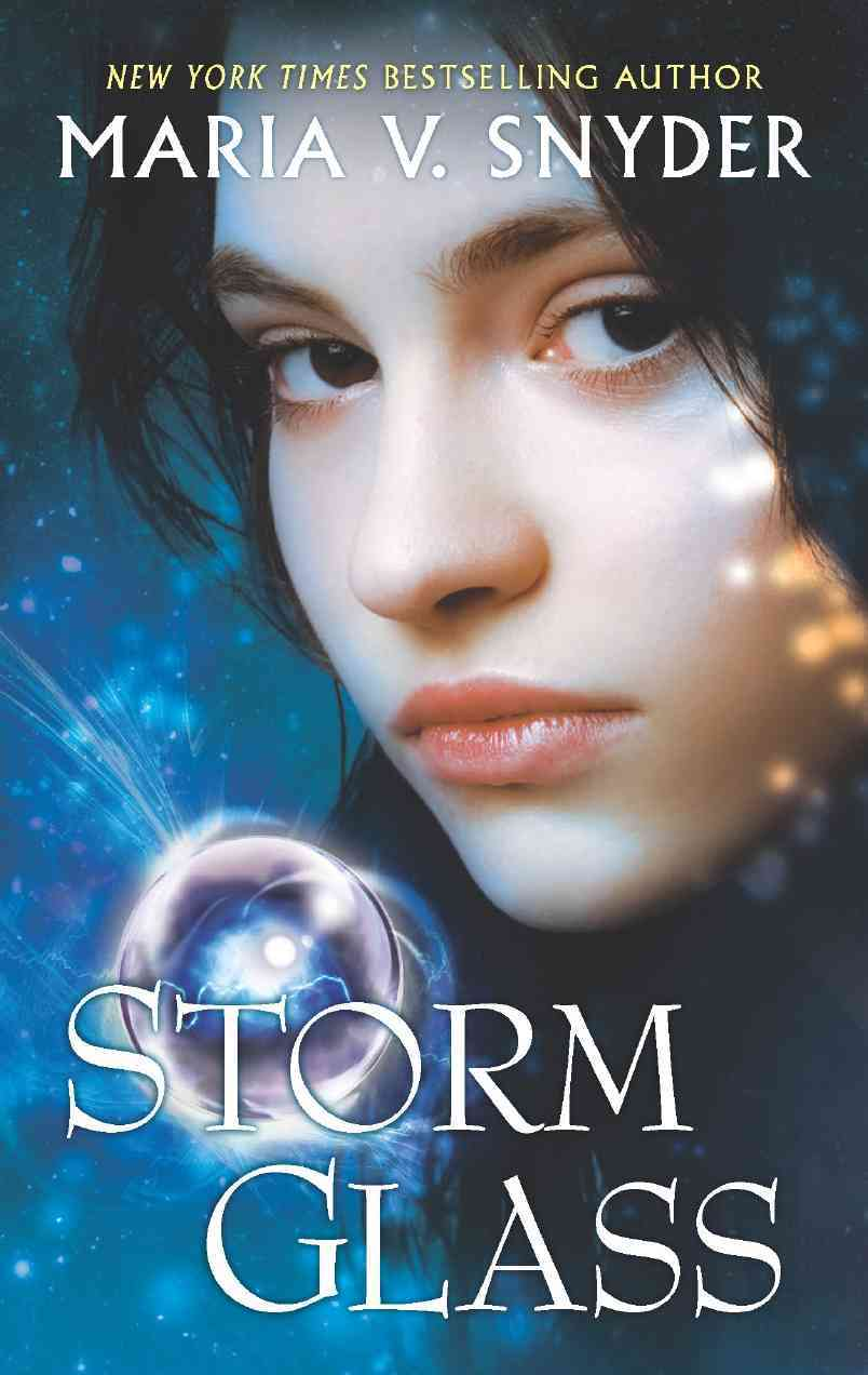 Storm Glass By Snyder, Maria V.